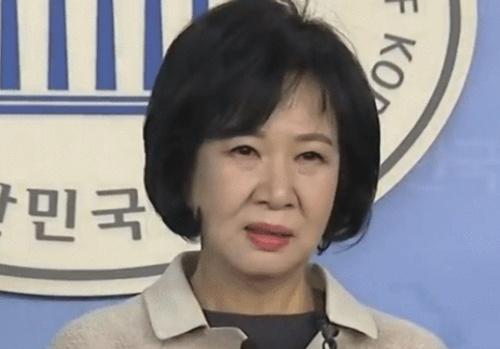 """손혜원 의원, 민주당 탈당 선언...""""SBS 및 언론사 고소"""""""